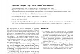 010 Diabetes Research Fascinating Paper Pdf Outline
