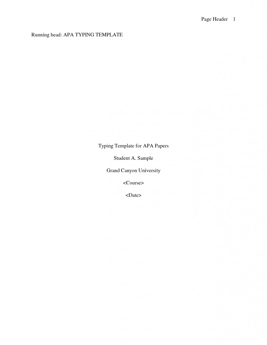 Astounding Cover Page Format For Research Paper Museumlegs