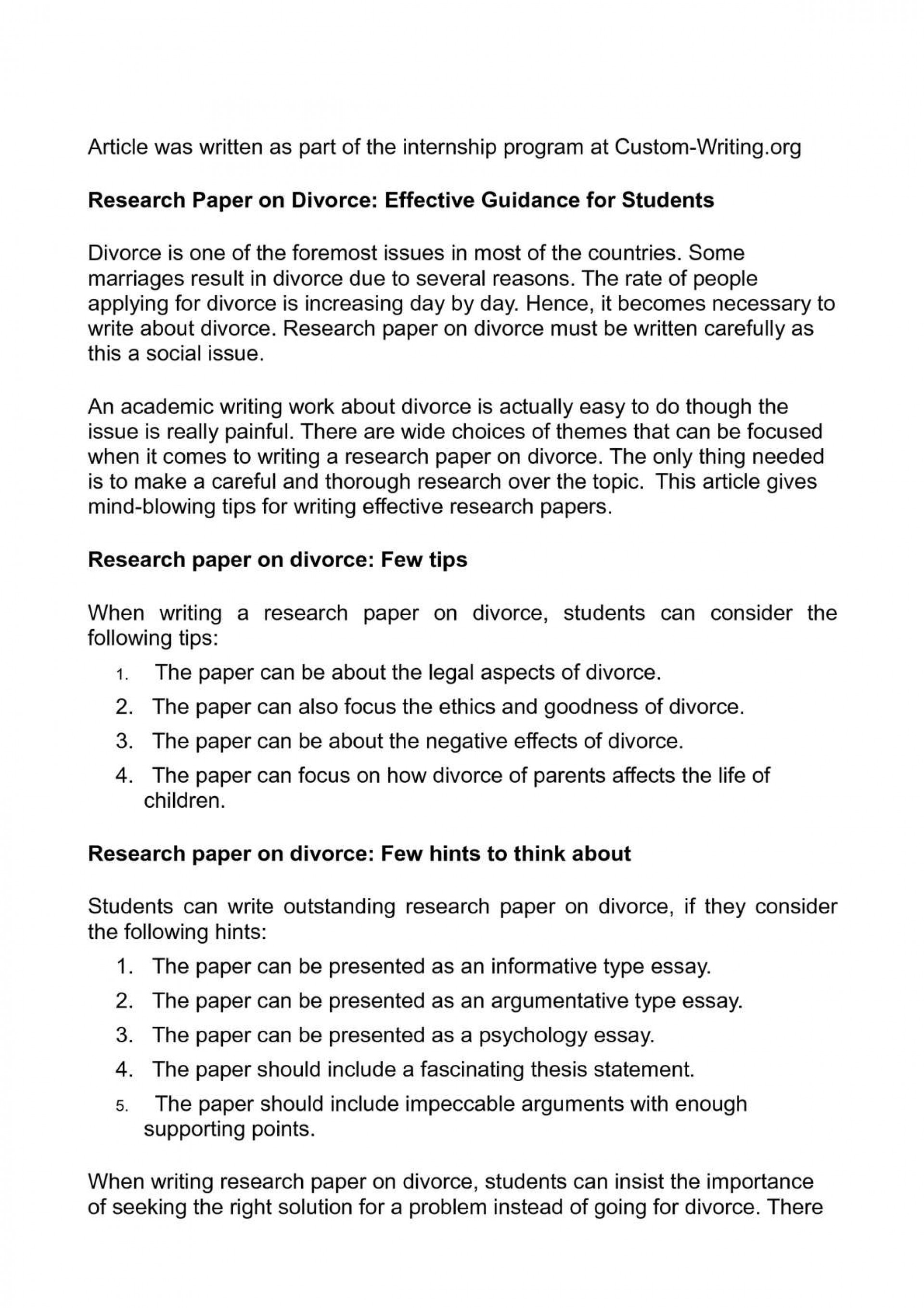 how to structure a research essay