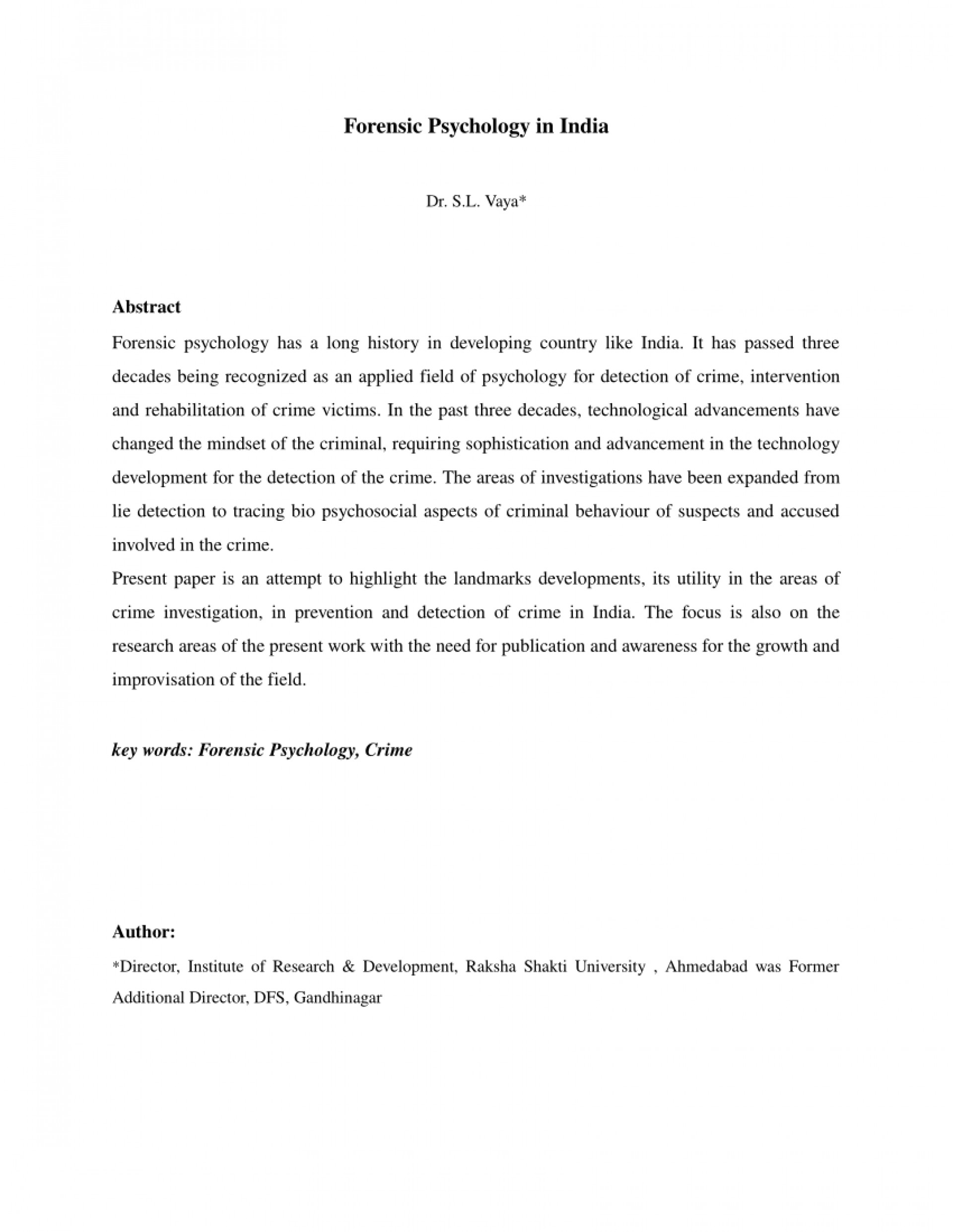 010 Largepreview Forensic Psychology Topics For Research Unique Paper 1920