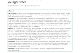 010 Largepreview Nursing Research Articles On Teenage Pregnancy Unusual