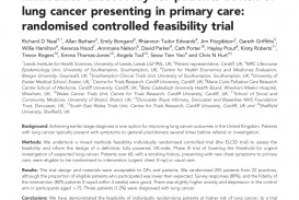 010 Lung Cancer Research Paper Conclusion Unusual 320