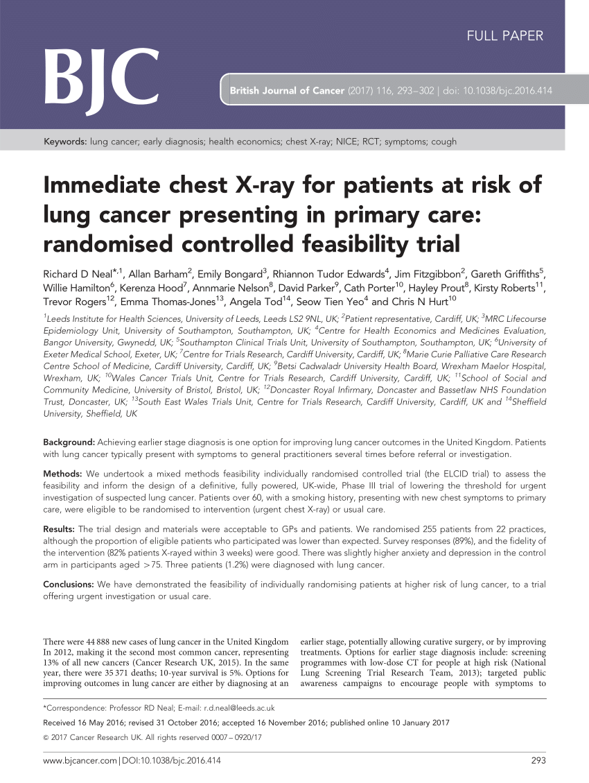 010 Lung Cancer Research Paper Conclusion Unusual Full