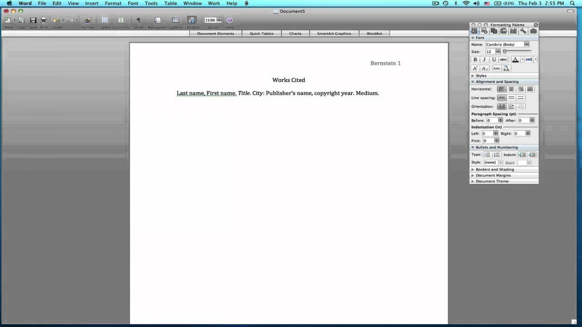 010 Maxresdefault Research Paper How To Do Mla Works Cited Unusual For A Page 1920