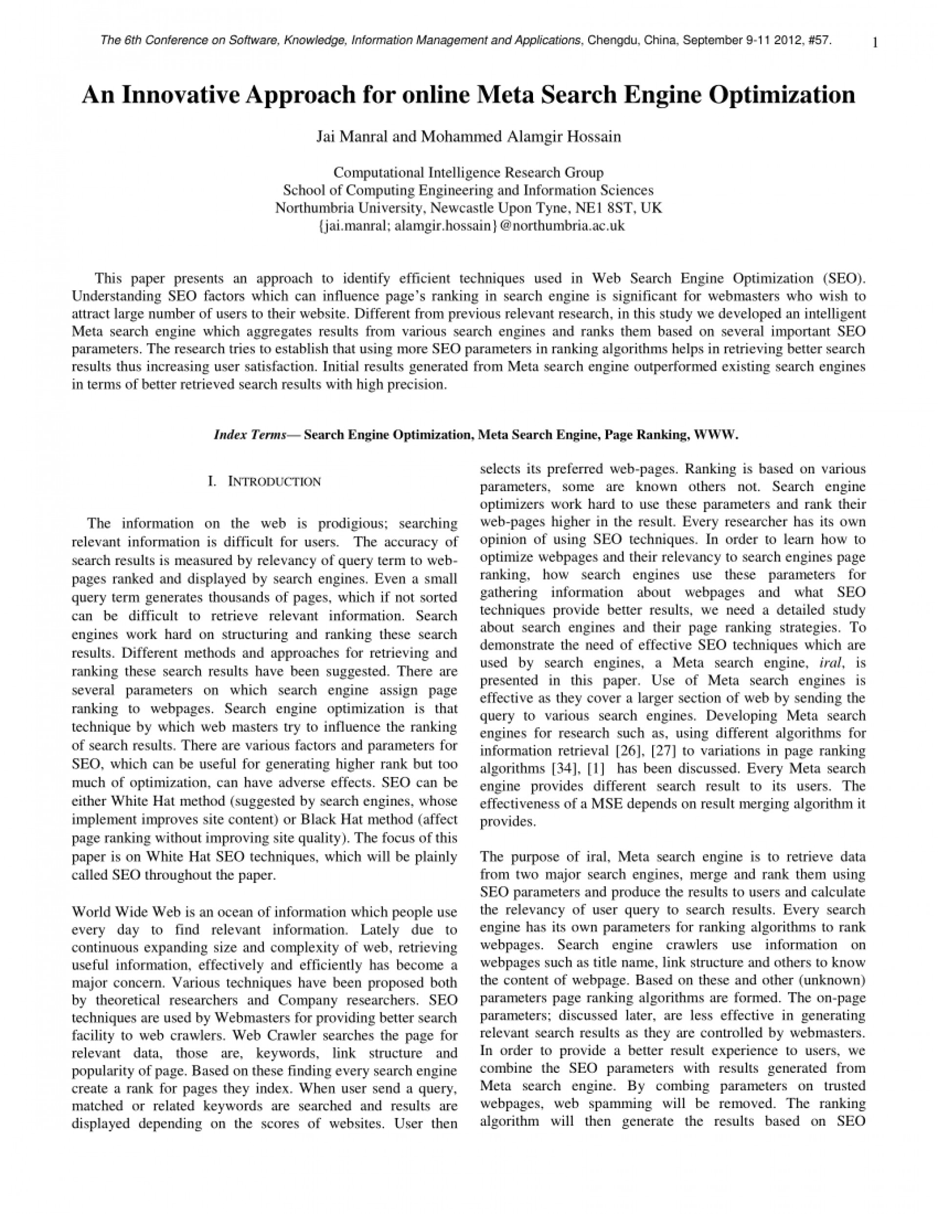 010 Meta Search Engine Research Paper Formidable 1920