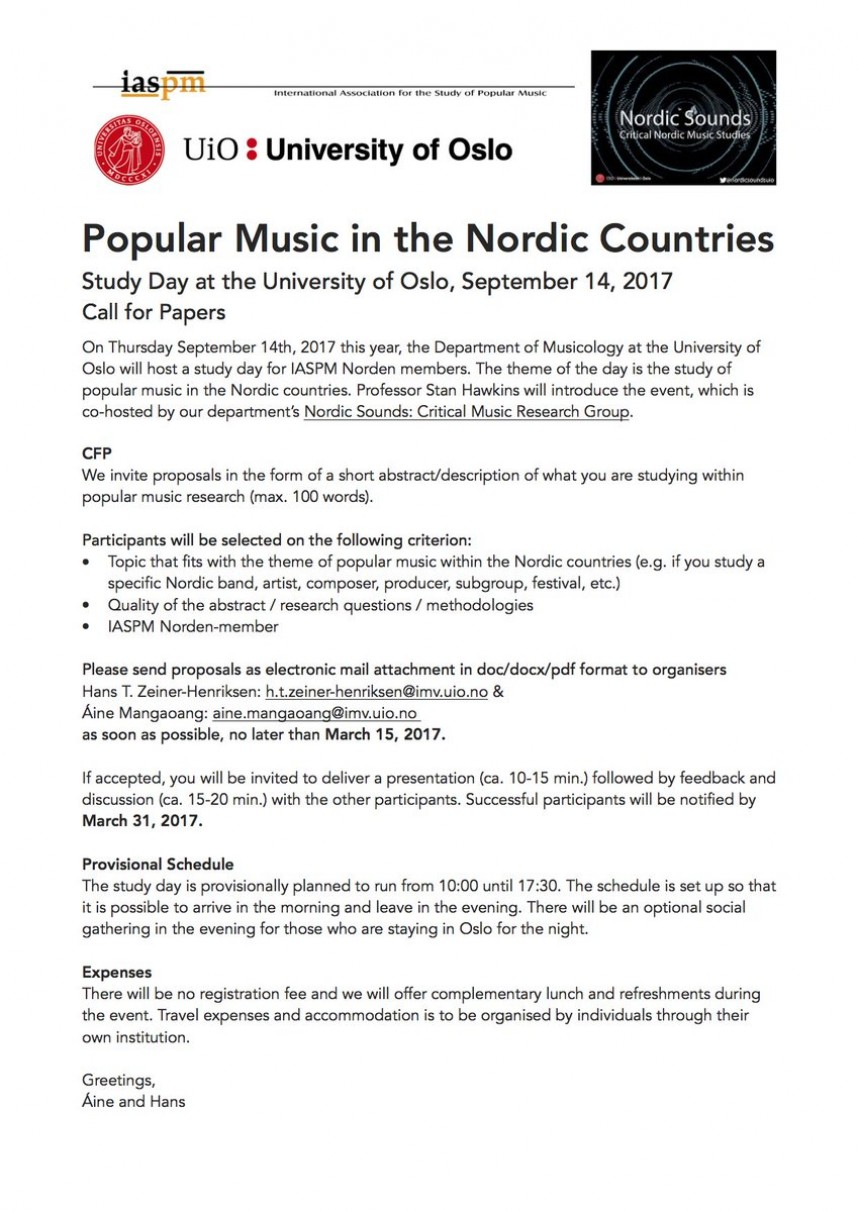 010 Music Research Paper Topics Impressive History Industry Education