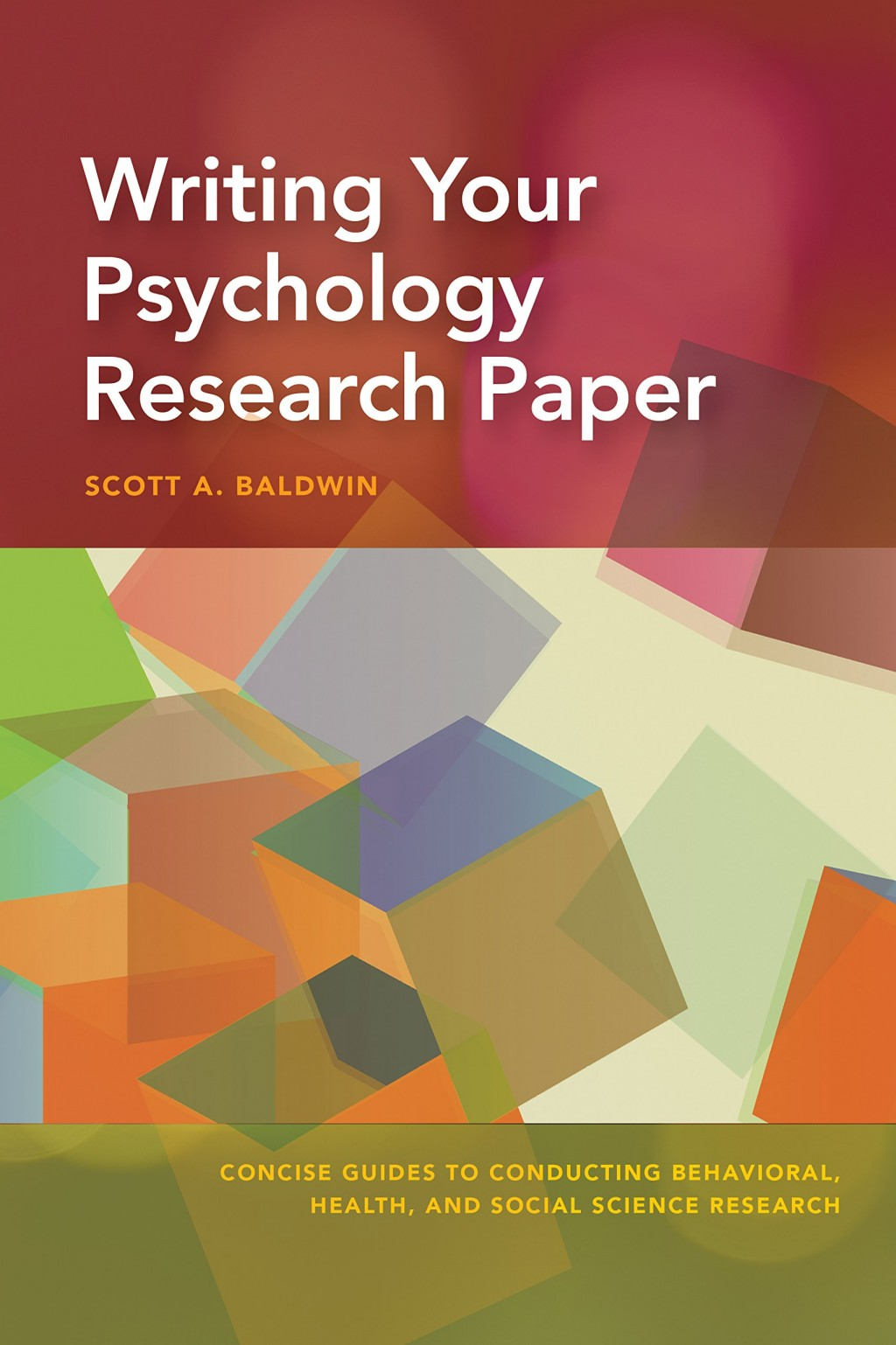010 Psychology Research Paper On Anxiety Marvelous Large