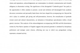 010 Research Paper Acknowledgement For Examples Striking