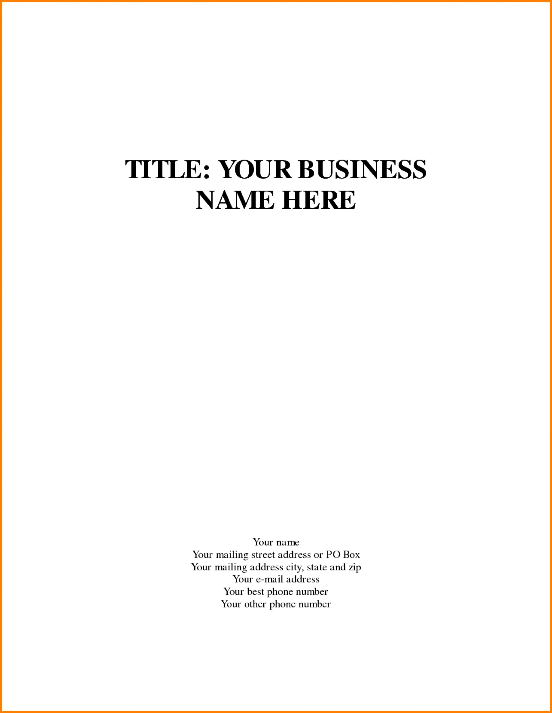 010 Research Paper Apa Cover Page Impressive Template Sample Title Format 1920