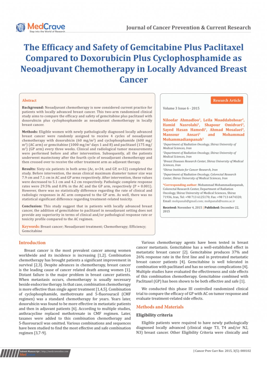 010 Research Paper Current Studies On Breast Cancer Wondrous Large