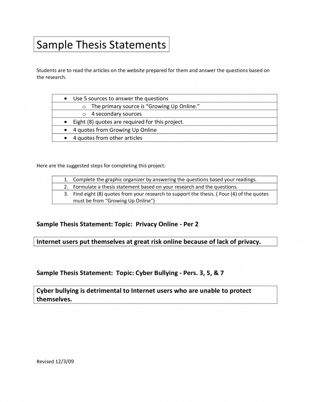 010 Research Paper Example Of Conclusion In About Bullying Unforgettable Large