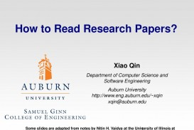 010 Research Paper How To Read Papers Computer Science Stupendous