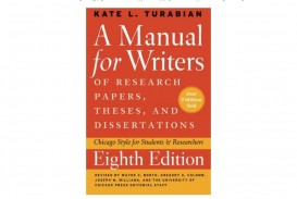 010 Research Paper Manual For Writers Of Papers Theses And Dissertations Page 1 Sensational A Ed. 8 8th Edition Ninth Pdf
