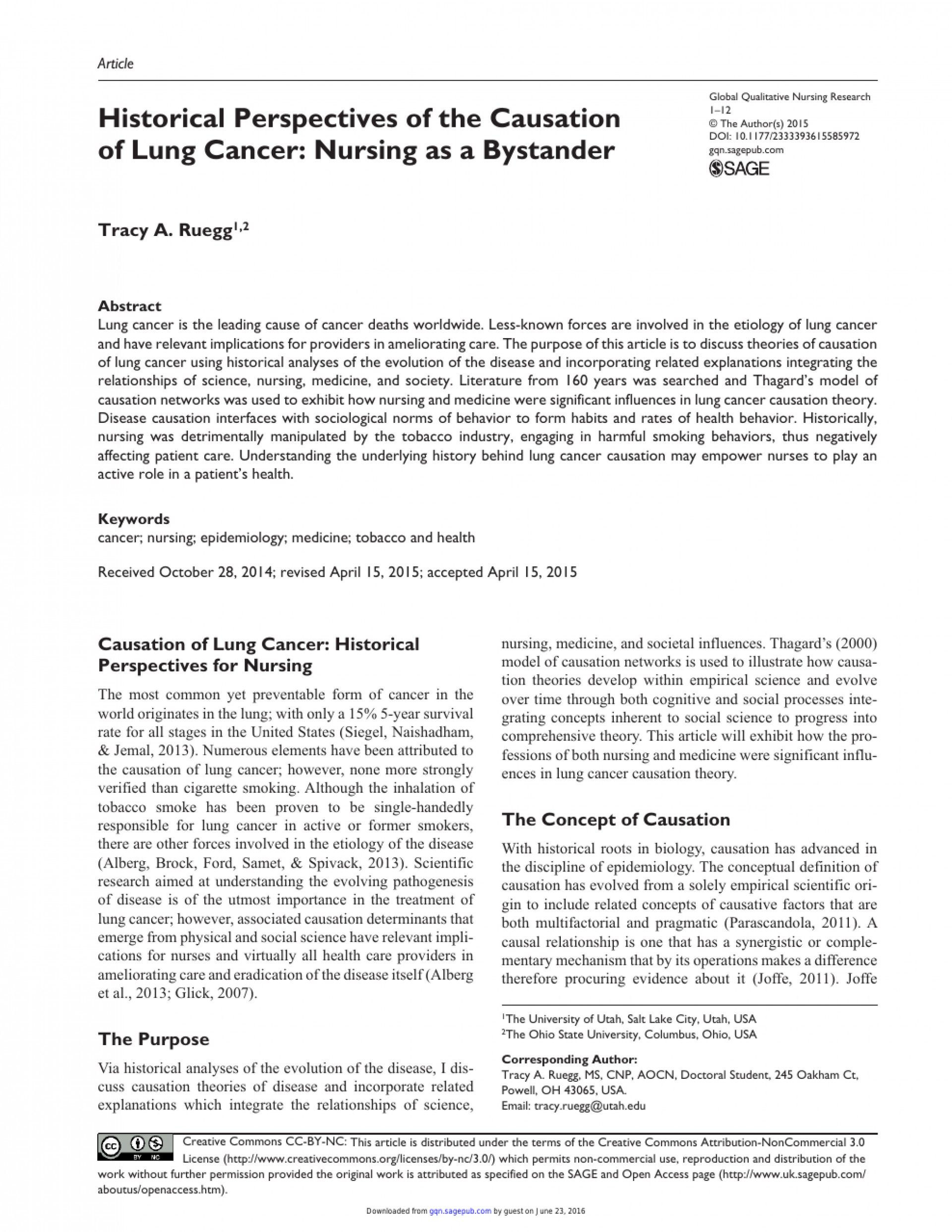 010 Research Paper On Singular Cancer Treatment Pdf 1920