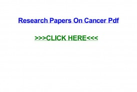 010 Research Paper Page 1 Cancer Papers Fascinating Pdf Lung Colon Skin