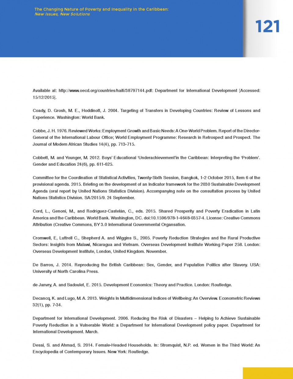 010 Research Paper Page 121 Poverty Archaicawful Pdf In India Education And 960