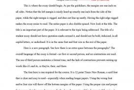 010 Research Paper Parts Of Mla Format Template Breathtaking A Which The Following In Is Not Double-spaced