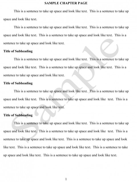 010 Research Paper Psychology Thesis Sample College Statement Stupendous Examples 480