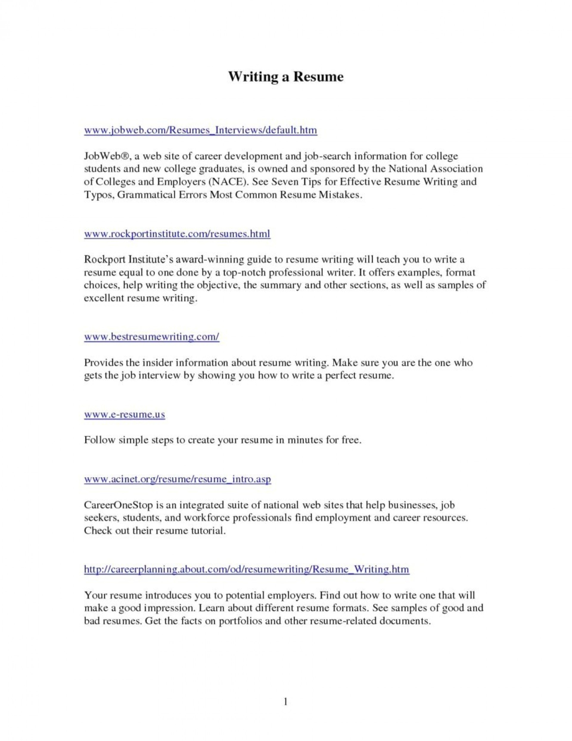 010 Research Paper Resume Writing Service Reviews Format Best