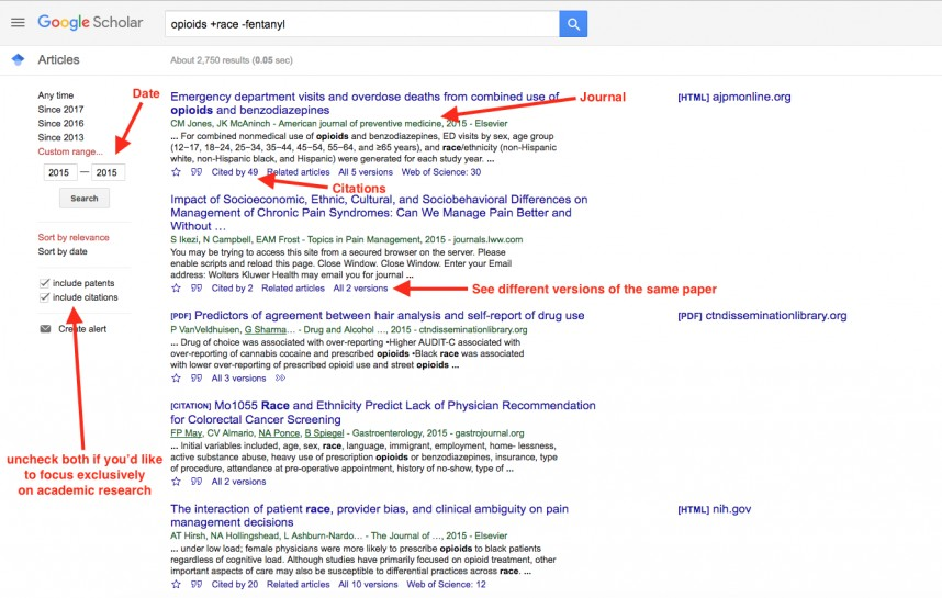 010 Research Paper Screen Shot At Pmx20117 How To Publish On Google Dreaded Scholar