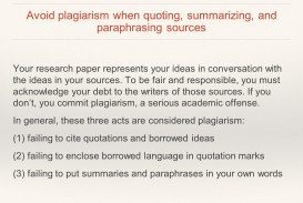 010 Slide 3 Research Paper Citing Sources Within Unforgettable A How To Cite In Chicago Style Different Ways Source Without An Author