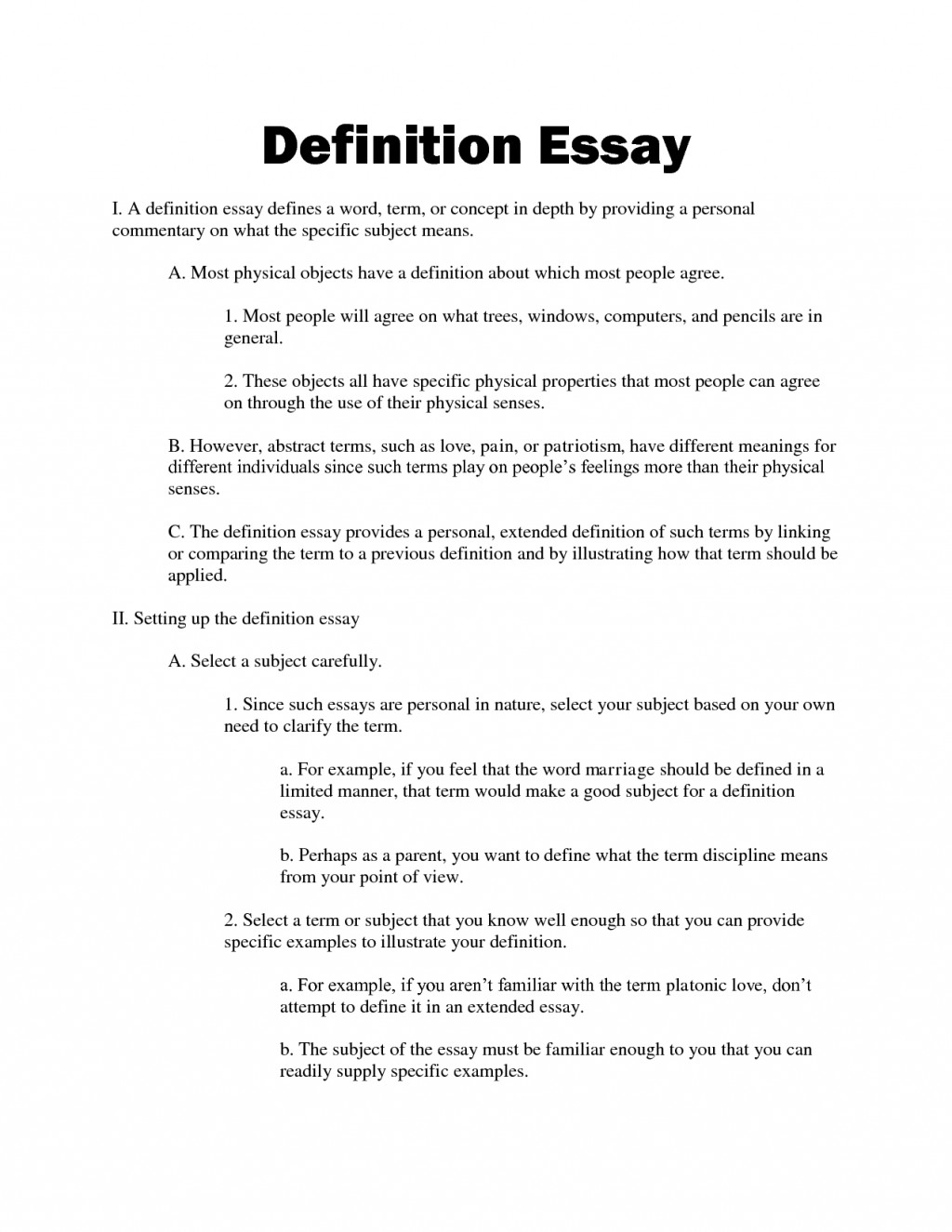 rare expository research paper thesis statement examples