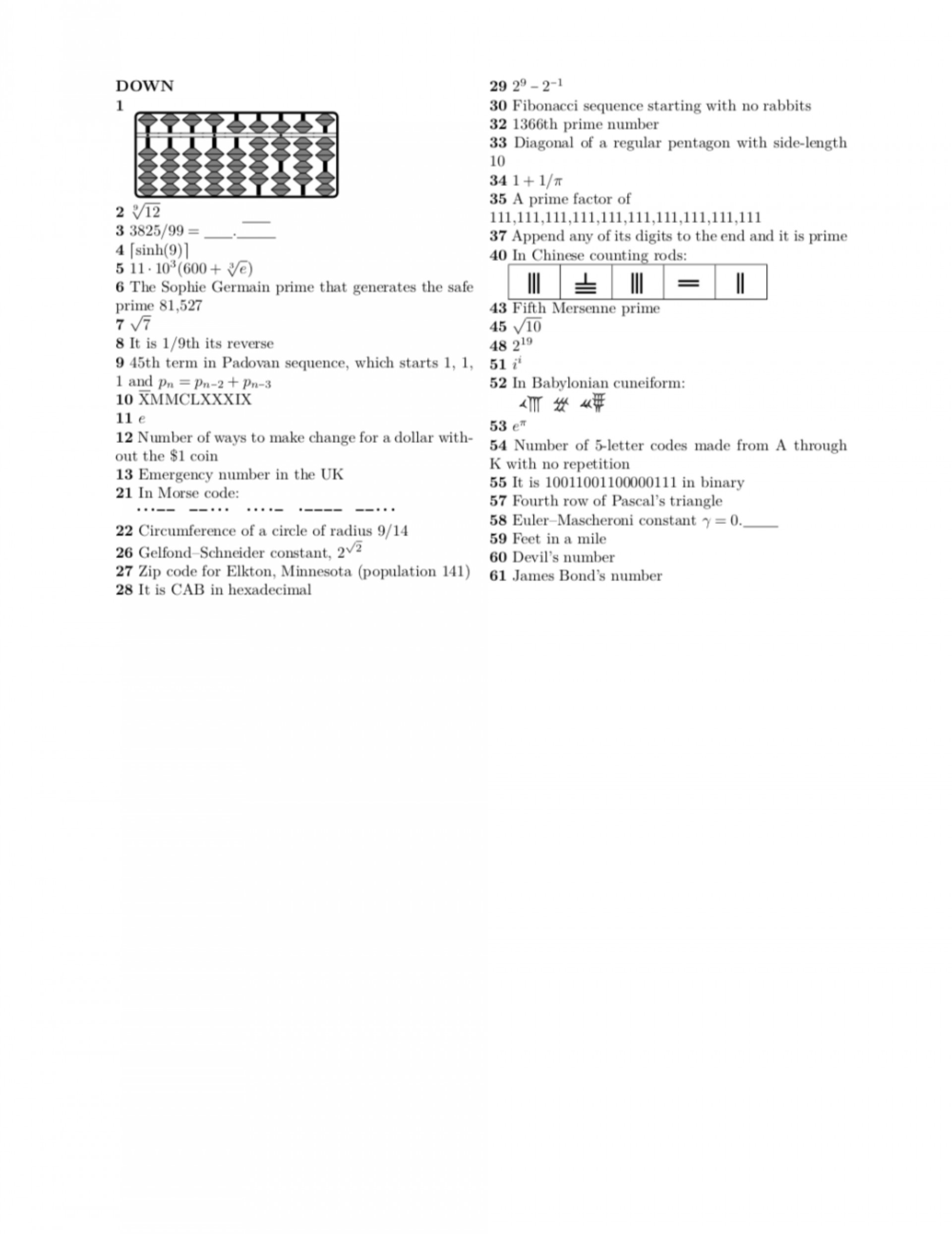 011 Academic Researchs Crossword Screen Shot At Pmw1000 Awful Research Papers Paper Clue 1920
