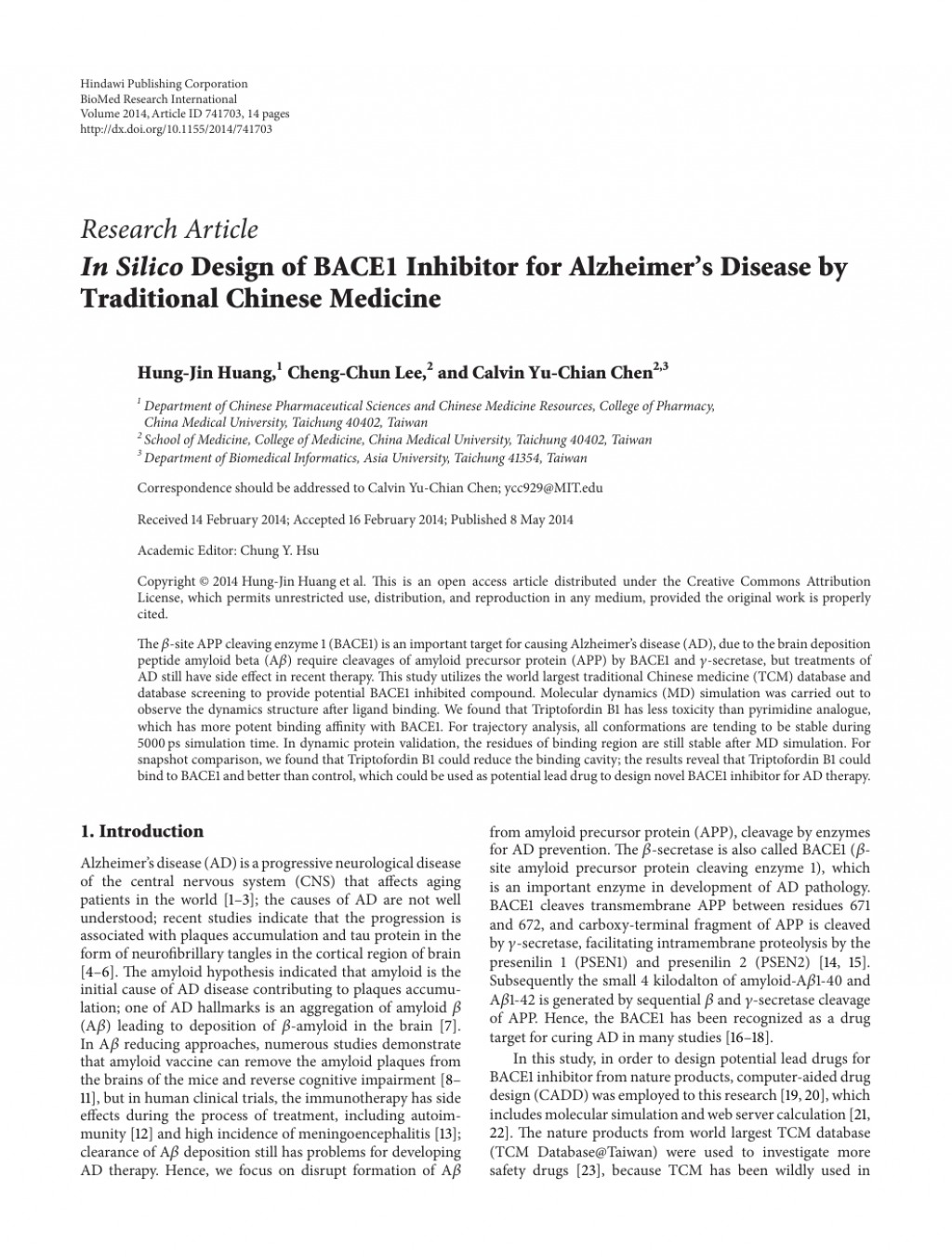 011 Alzheimers Disease Research Paper Pdf Singular Alzheimer's Large