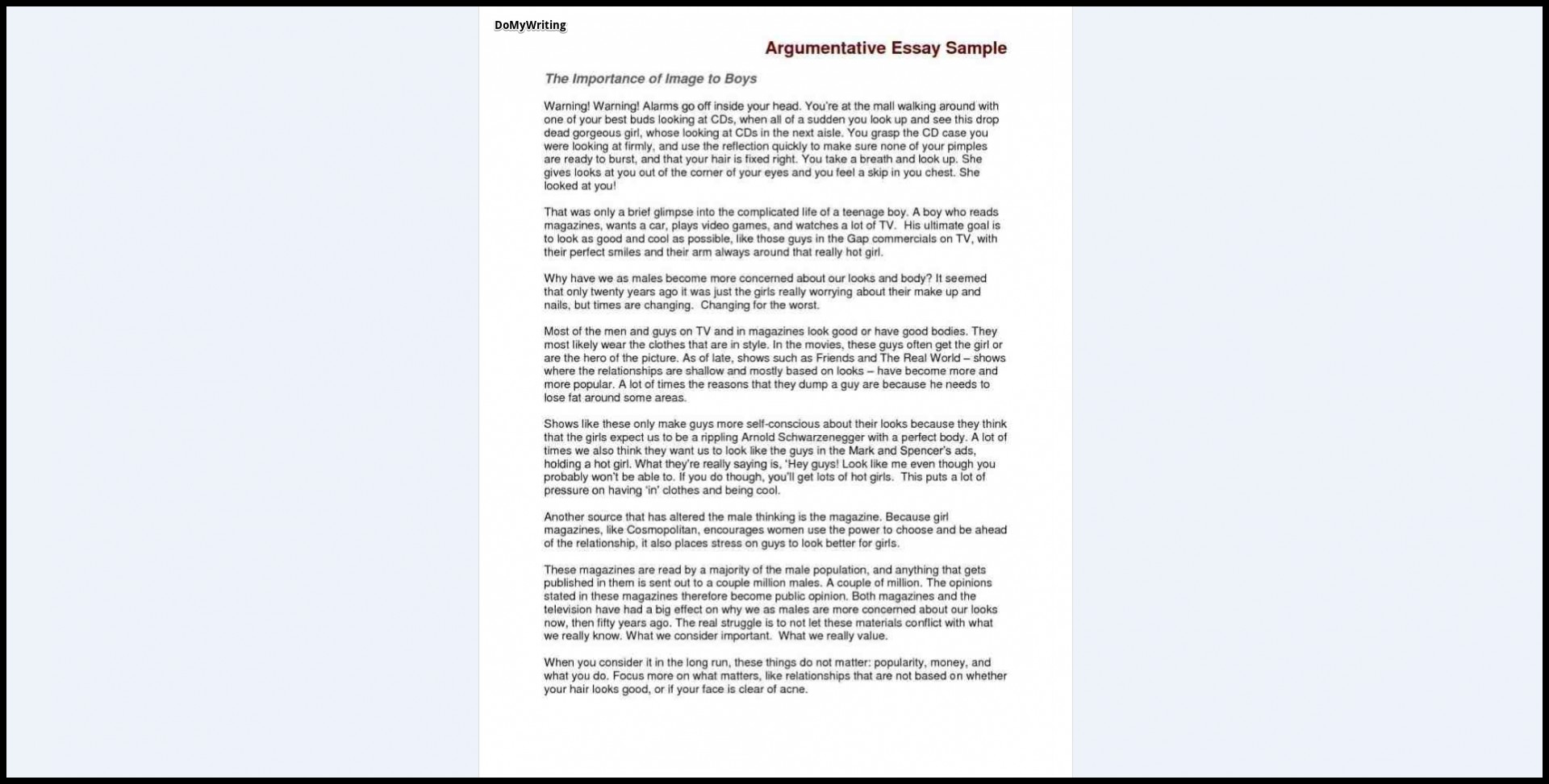 011 Argumentative Essay Sample Research Dreaded Paper Topics College Students Rubric Pdf 1920