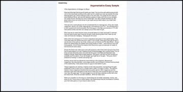 011 Argumentative Essay Sample Research Dreaded Paper Ideas For College Outline Topics 360