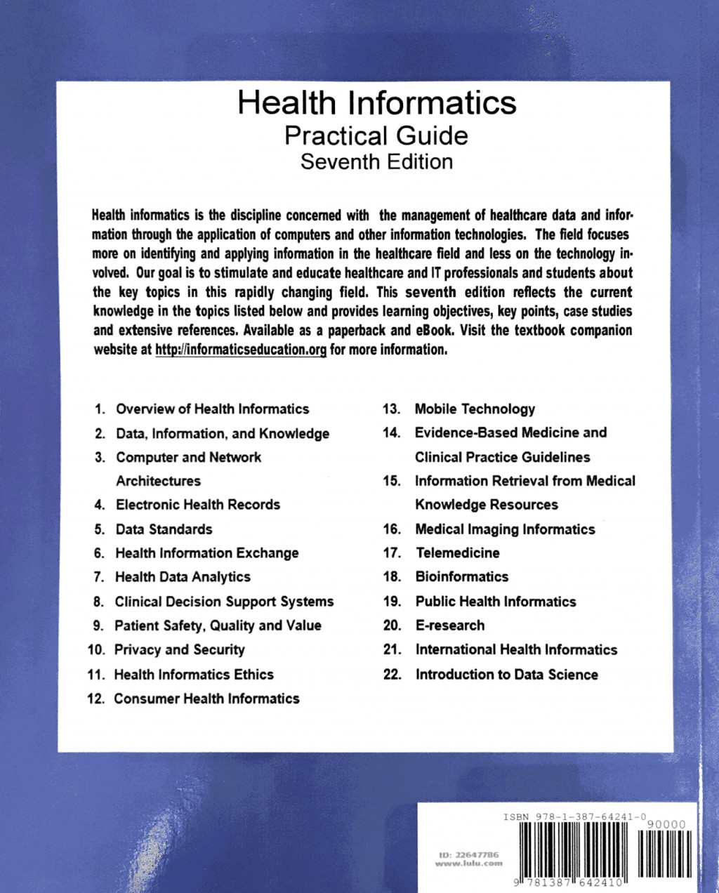 011 Back Health Informatics Research Paper Stunning Topics Large