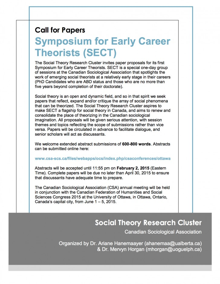 011 Cfp Sect Research Paper Papers On Remarkable Careers Examples Of 728