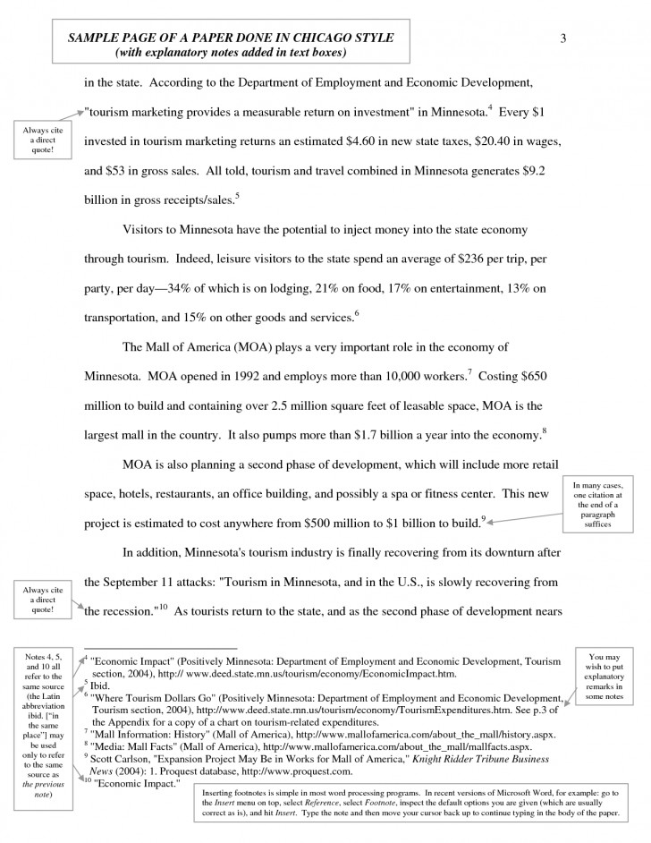 011 Chicago Style Citation Example Paper 323918 In Text Sample Wondrous 728