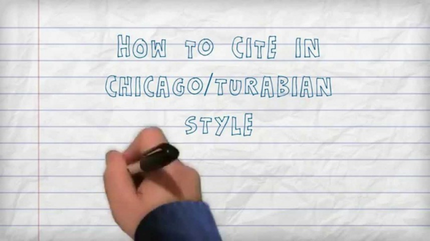 011 Citing Research Paper Chicago Style Remarkable 868