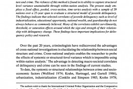 011 Criminal Justice Research Papers Free Paper Unforgettable