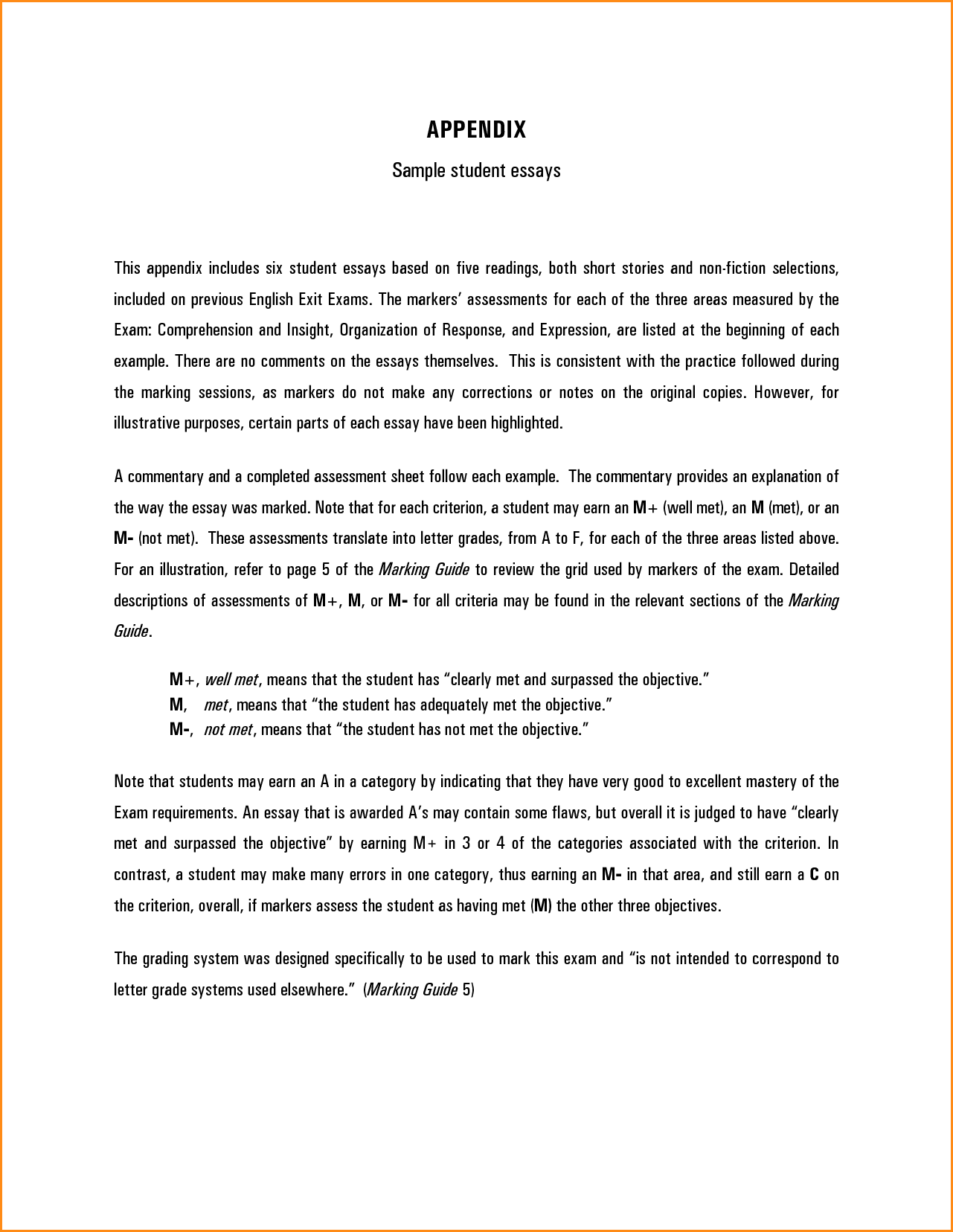 Essay Proposal Example  A Modest Proposal Essay also Research Paper Essay Format  Examples Of Argumentative Research Paper Topics High  Examples Of Thesis Statements For Persuasive Essays