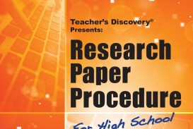 011 How To Publish Research Paper In High School Unusual A