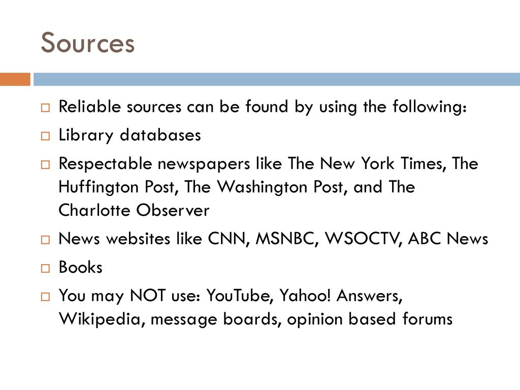 011 Is Cnn Credible Source For Research Paper Staggering A Full