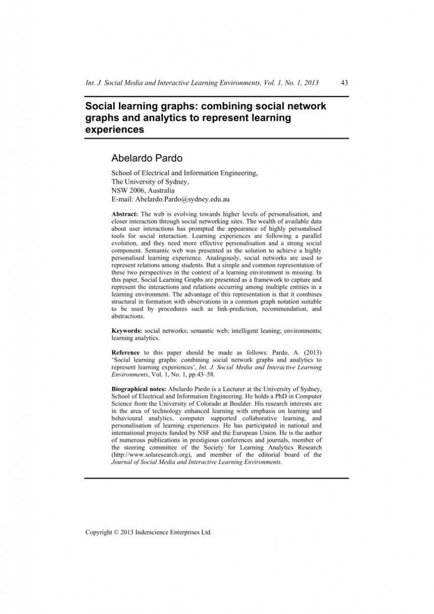 011 Largepreview Research Paper Conclusion For About Social Awful Media 868