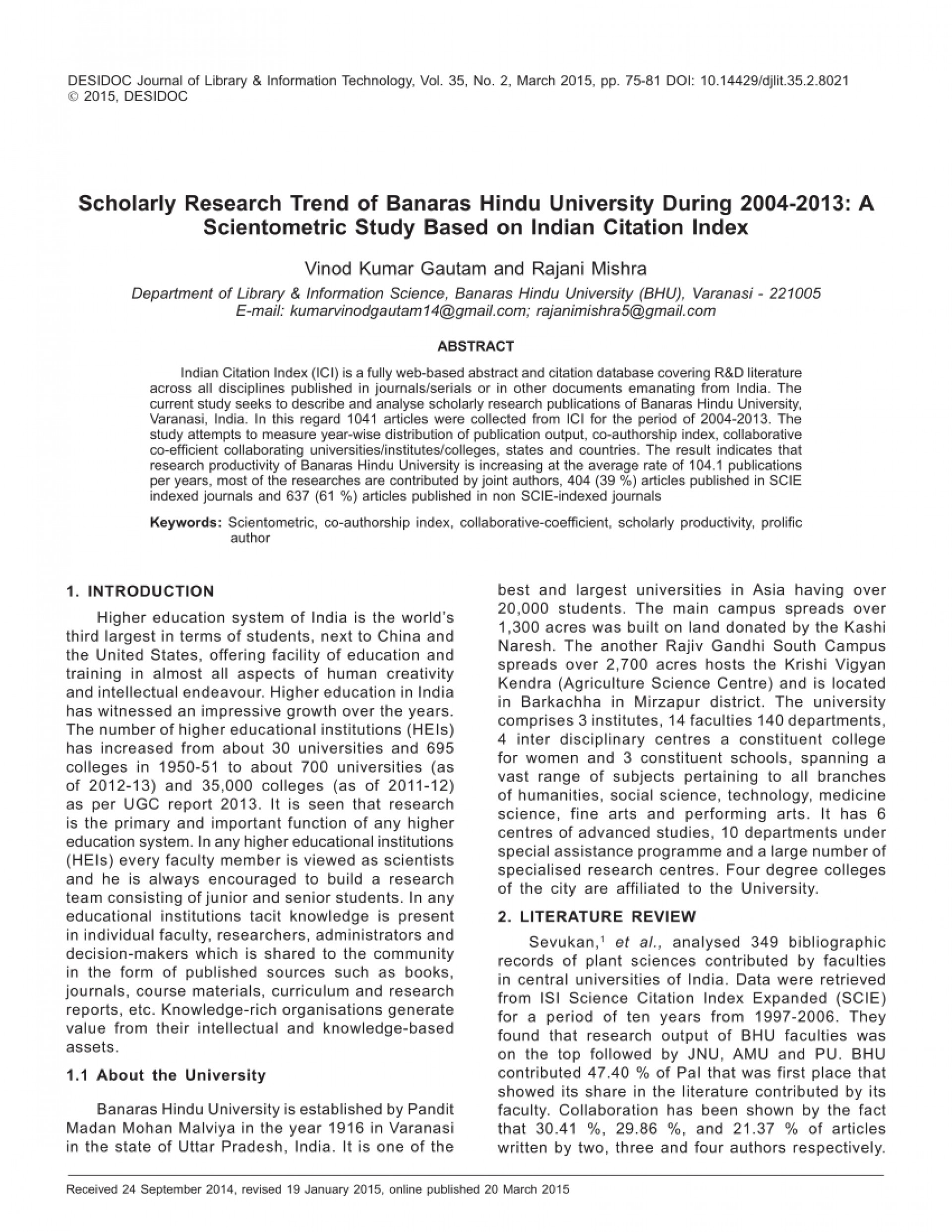 011 Largepreview Research Paper How To Get Published Singular India 1920