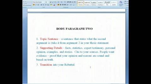 011 Maxresdefault How To Write Good Research Paper Remarkable A Youtube In Apa 480