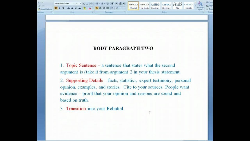 011 Maxresdefault How To Write Good Research Paper Remarkable A Youtube In Apa 960