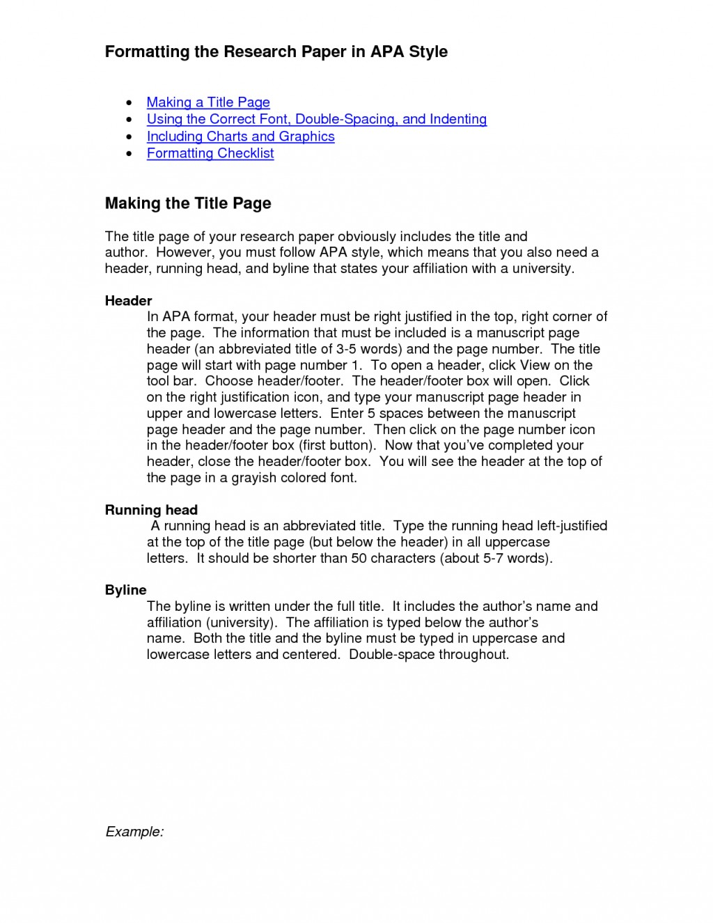 011 Medical Research Paper Outline For Unbelievable Sample Papers Example Large