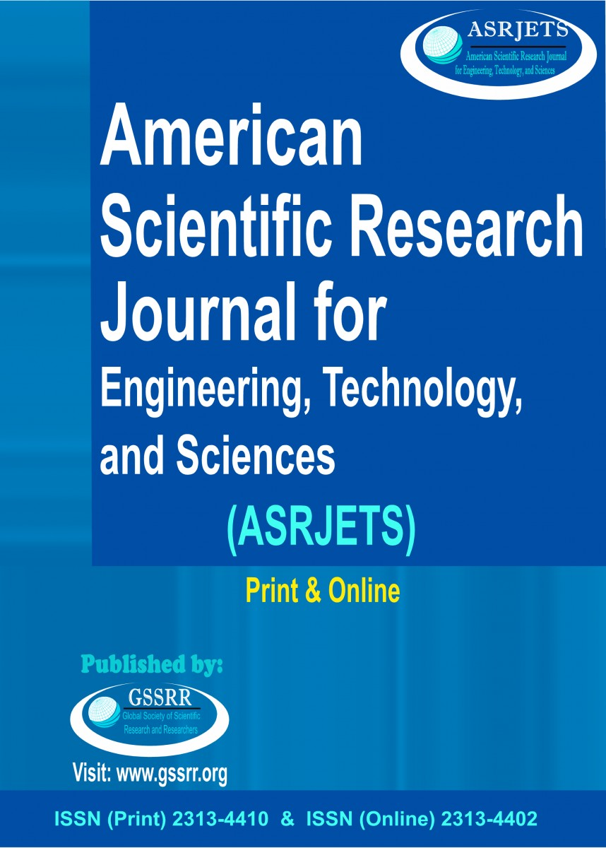 011 Online Researchs Asrjets Unusual Research Papers Trading Publication Free Journals