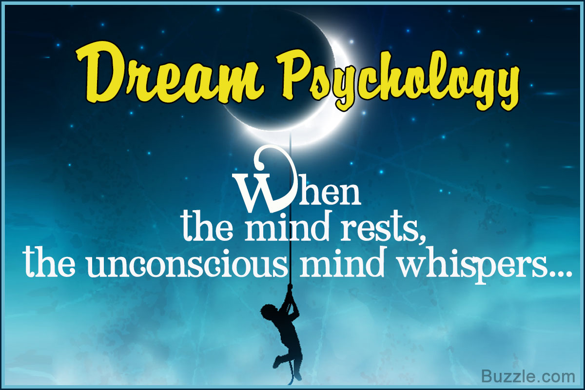 011 Psychology Of Dreams Research Paper Singular On Full