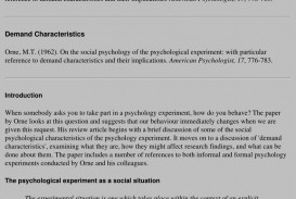 011 Psychology Research Paper Topics Pdf Best 320