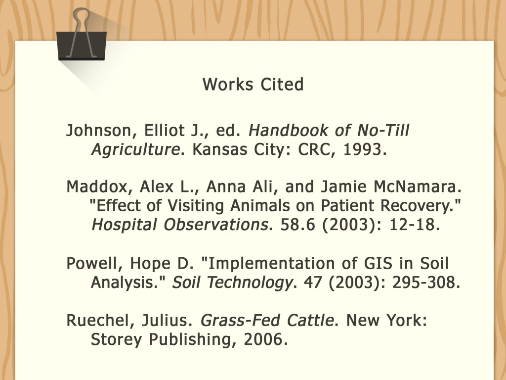 011 Research Paper Cite Sources In Mla Format Step Version Citations Awesome A Citing Citation Example Large