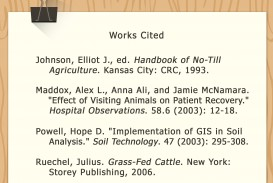 011 Research Paper Cite Sources In Mla Format Step Version Citations Awesome A Citing Citation Example