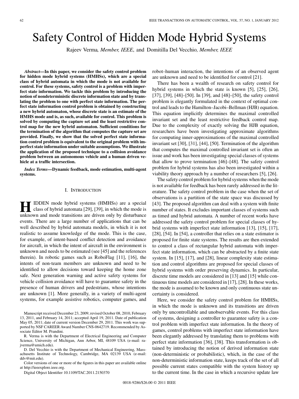 011 Research Paper Free Ieee Papers Computer Unusual Science On In For Full