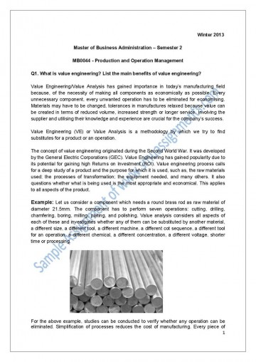 011 Research Paper Free Mba Assignment Smu Action Examples Singular Pdf 360
